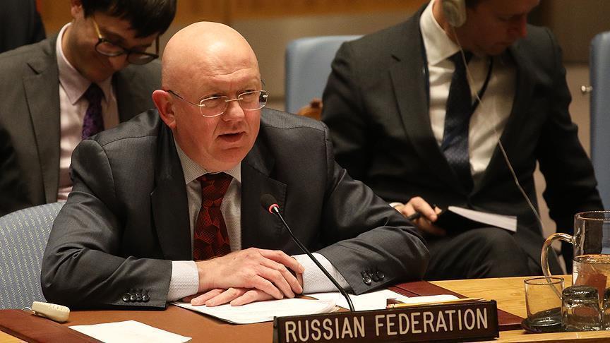 صورة روسيا: عدم احترام سيادة سوريا يزيد نيران الأزمة