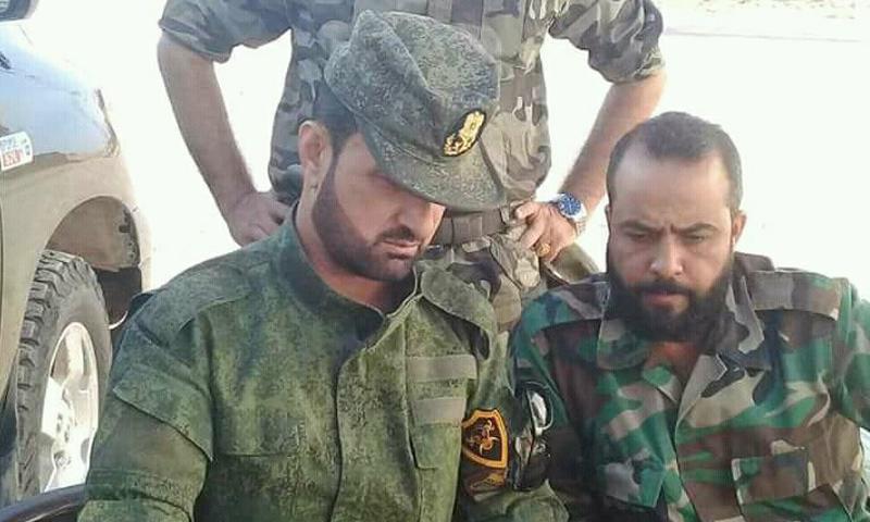 """صورة تعرف على خسائر قوات """"النمر"""" في الغوطة"""