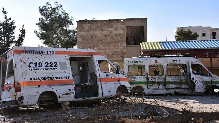 صورة 67 هجوما على منشآت طبية بسوريا