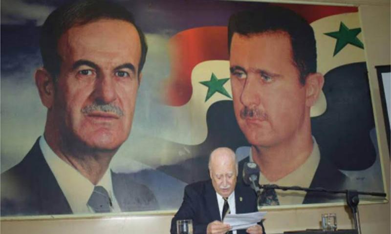 صورة وفاة أبرز أصدقاء حافظ الأسد بدمشق