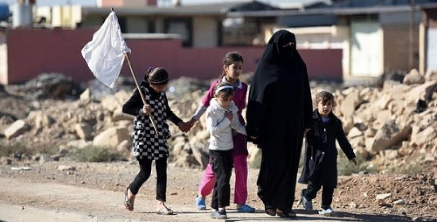 """صورة الأمم المتحدة: 700 ألف عراقي بحاجة لإغاثة """"عاجلة"""""""
