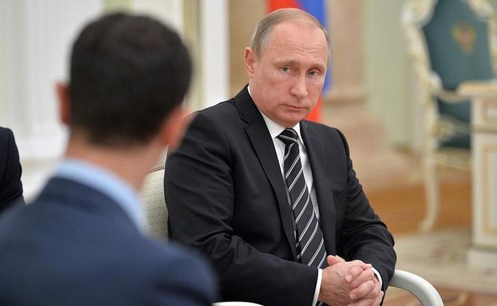 صورة البنتاغون: روسيا مكنت الأسد من قتل شعبه
