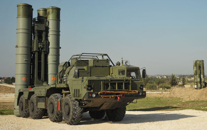صورة صواريخ باتريوت أمريكية لتركيا مقابل إس 400 الروسية