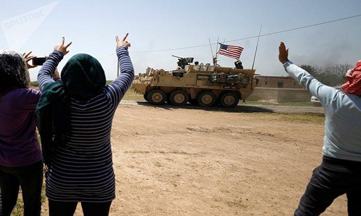 صورة هل فعلاَ قررت واشنطن مغادرة سورية؟