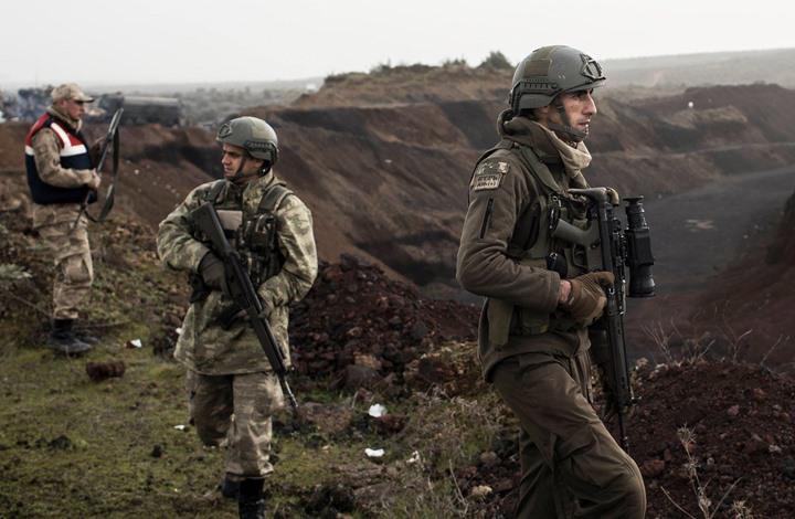 صورة تسارع العمليات العسكرية في عفرين