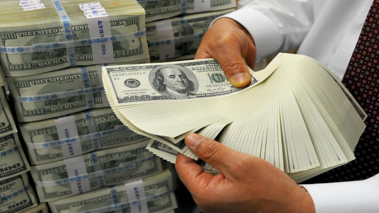 صورة أغنياء العالم يفقدون 71 مليار دولار بيوم واحد..والسبب؟