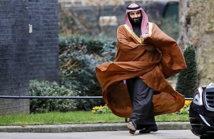 صورة بن سلمان: نشرنا الوهابية بطلب من الغرب