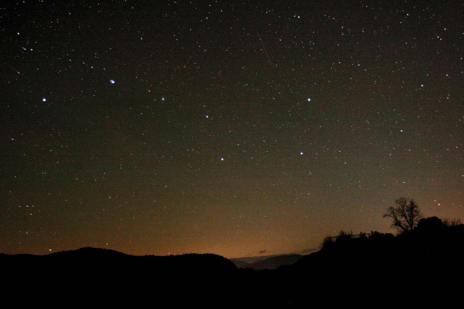 صورة رصد أدلة على أول نجوم عرفها الكون