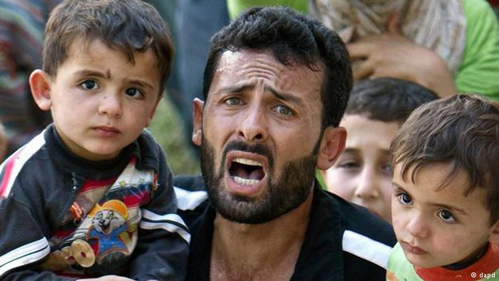 صورة سوريا خطر الموت..لمن بداخلها وخارجها