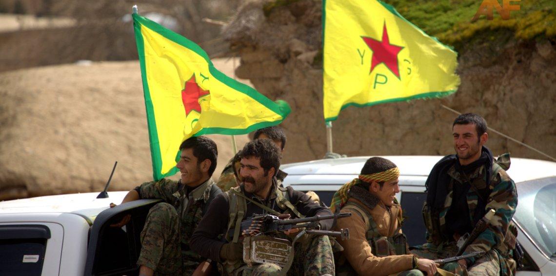 صورة الوحدات الكردية تتوعد الجيشين التركي والسوري الحر
