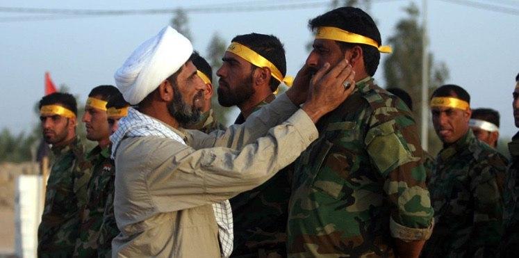 صورة اللواء 313 الإيراني يتلقّى خسائر بشرية بمعارك الغوطة