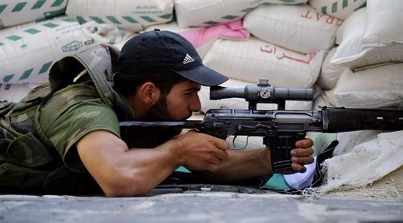 """صورة الأسد يمهل """"الحر"""" 48 ساعة لمغادرة جنوب دمشق"""