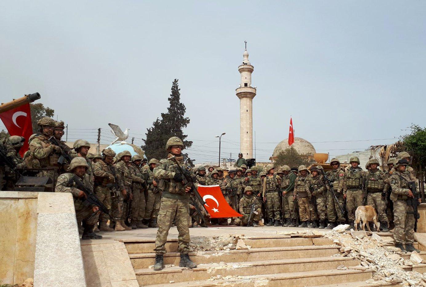 صورة خبير روسي: بازار تقسيم سوريا في نهايته