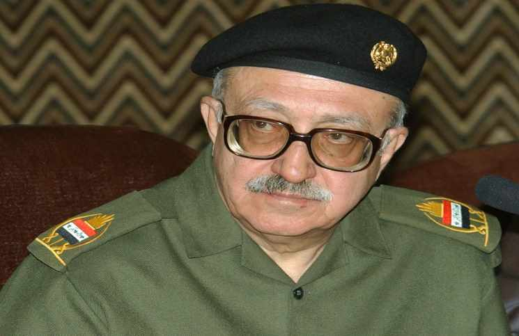 صورة العراق..الاستيلاء على منزل طارق عزيز