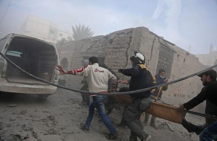 صورة ما أسباب فشل المجتمع الدولي في وقف مجازر الغوطة؟