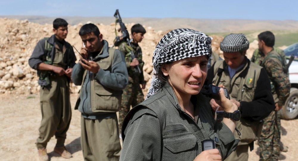 """صورة الجيش التركي يبدأ معركة جديد في """"سنجار"""" العراقية"""