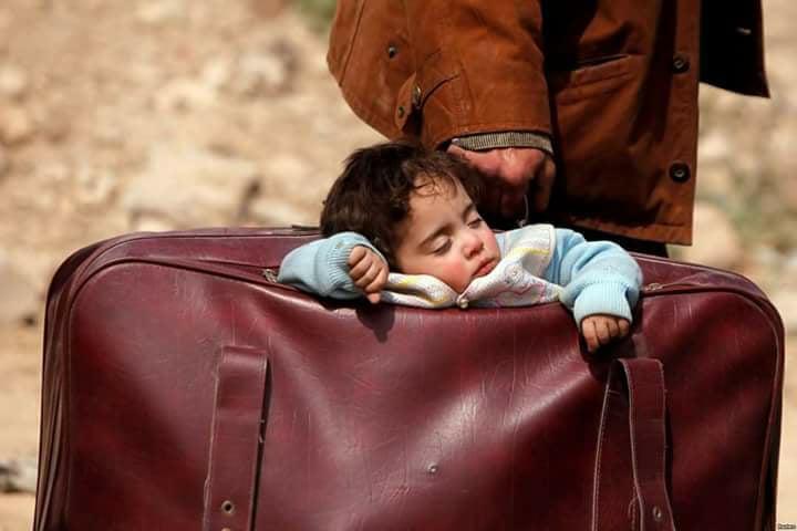 """صورة سوريا..من أقل دول العالم """"سعادة"""""""