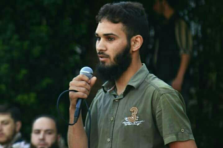 """صورة دوما..مقتل صاحب أنشودة """"خافوا الله يا عرب"""""""