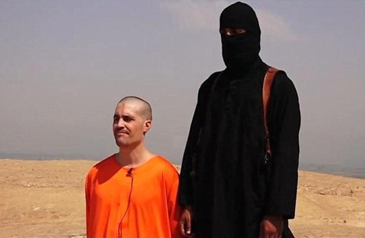 """صورة مقتل """"قاطع الرؤوس"""" في تنظيم الدولة..من يكون؟"""