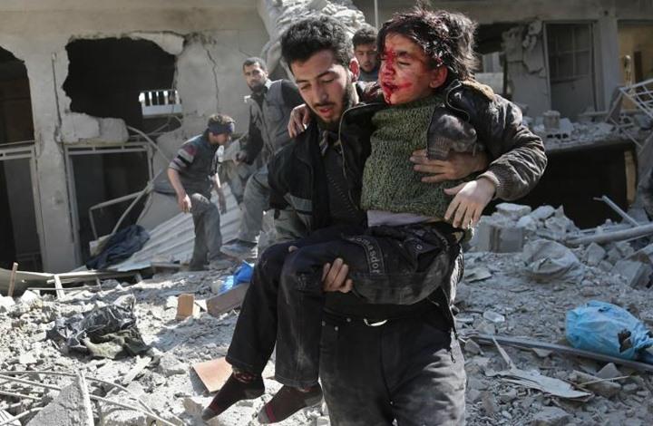 صورة تركيا: مستعدون لعلاج مدنيي الغوطة