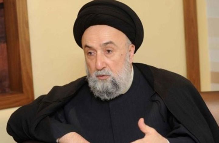 صورة مرجع شيعي: حزب الله لا يمثلنا