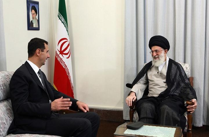 صورة خفايا اجتماع خامنئي الذي أنقذ الأسد