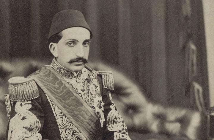 صورة السلطان عبد الحميد الثاني..آخر خلفاء الدولة العثمانية الأقوياء