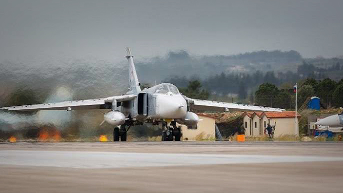 صورة واشنطن: موسكو تستخدم سوريا لتجربة مقاتلاتها