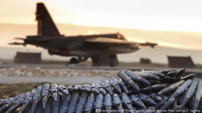 صورة لافروف: واشنطن تتجه لضرب الأسد