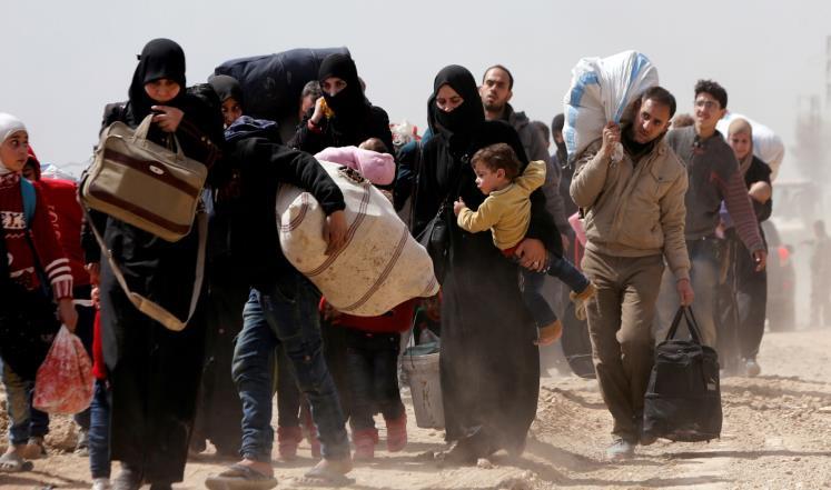 صورة سوريا..مدنيون بلا أمل ورئيس بلا دولة
