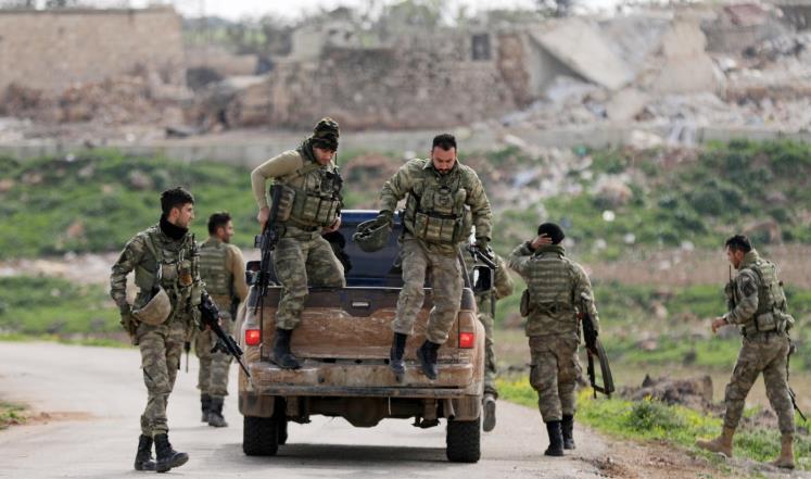 """صورة خارجية الأسد: دخول تركيا والحر لعفرين """"احتلال"""""""