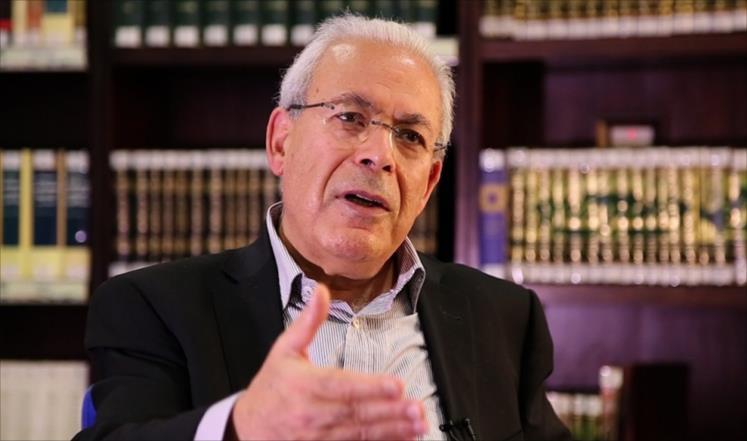 صورة غليون: نظام الأسد انحل ولم يعد له وجود