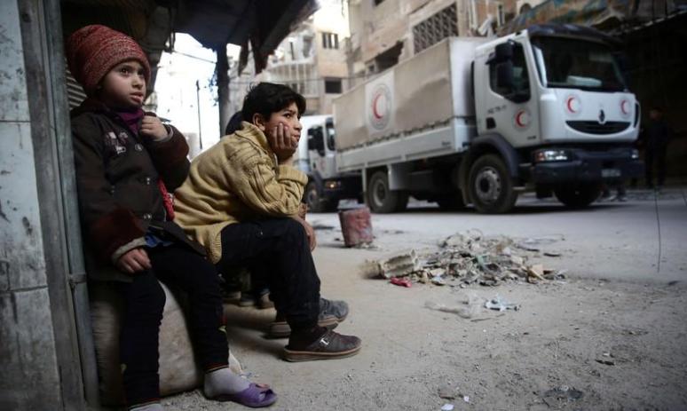 صورة أهالي الغوطة..الموت مليون مرة (تحقيق)