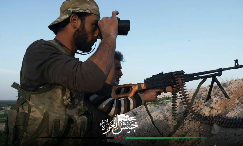 صورة حملة اغتيالات تستهدف قيادات جيش العزة