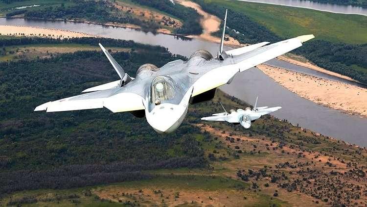 """صورة شويغو: اختبرنا طائرات """"سو – 57 """" في سوريا"""