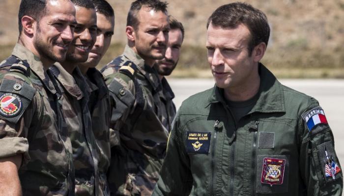 صورة فرنسا: لا ننوي القيام بعمل عسكري شمال سوريا