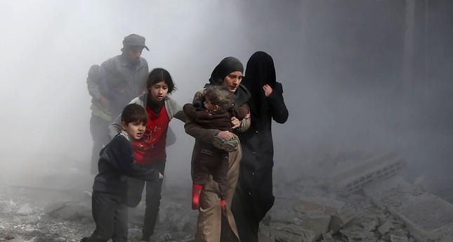 صورة الغوطة..شهادة صادمة لمديرة منظمة دولية