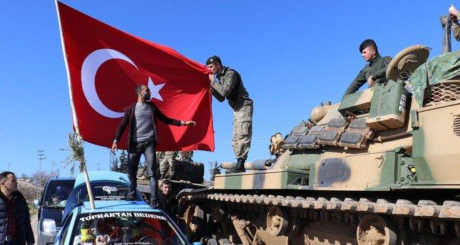 صورة فرنسا: الهجوم التركي على منبج غير مقبول