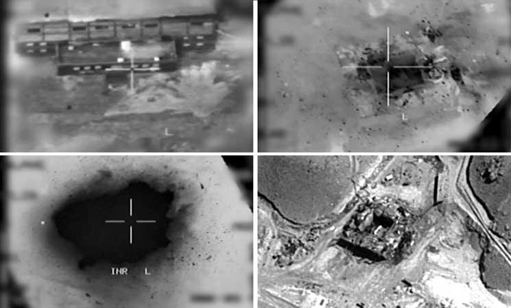 صورة رسميا..إسرائيل: دمرنا مفاعل نووي للأسد عام 2007-صور