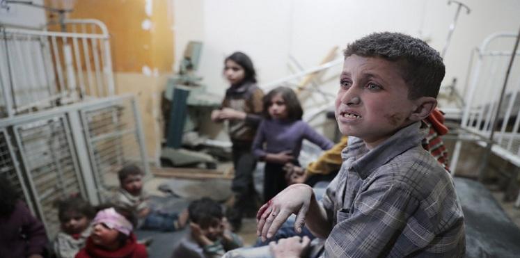صورة بريطانيا: موسكو تسترت على كيماوي الأسد