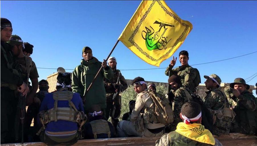 صورة مقاتلات تركية تقتل 5 عناصر شيعية قرب عفرين