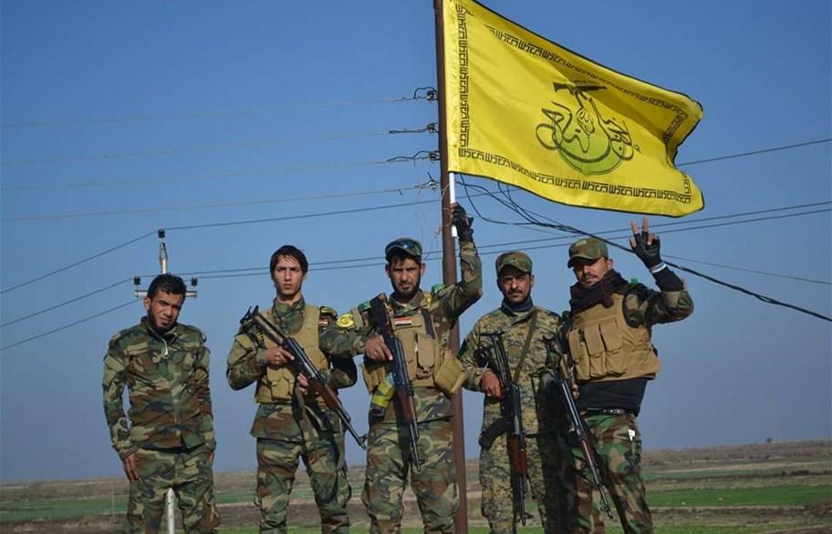 صورة مقتل قياديين اثنين لميليشيا النجباء العراقية بسوريا