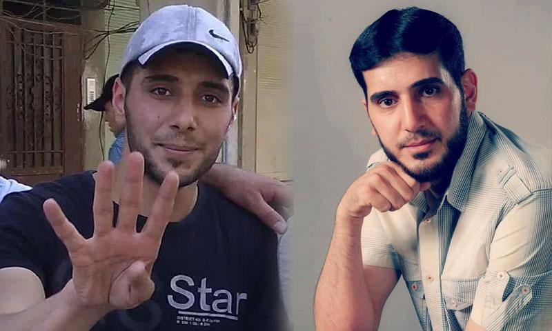 """صورة في صيدنايا..الأسد يقتل تعذيبا شقيق """"غياث مطر"""""""