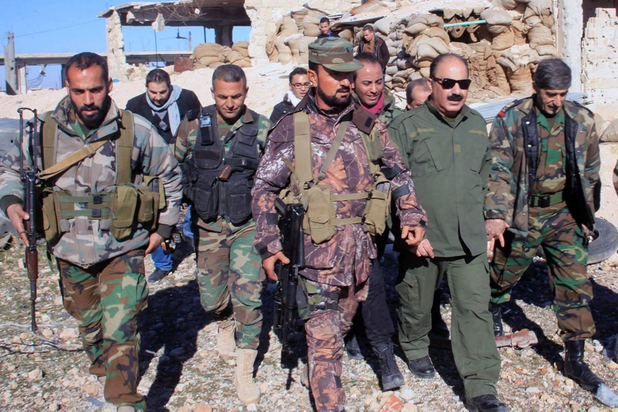صورة الأمم المتحدة: الأسد يخطط لنهاية العالم