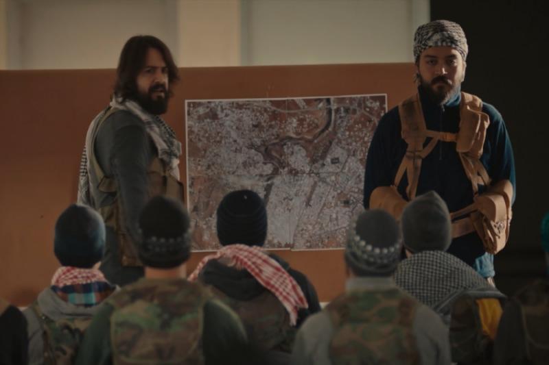 """صورة فيلم """"من أجل شقيقي""""..هكذا بدأت الثورة السورية"""