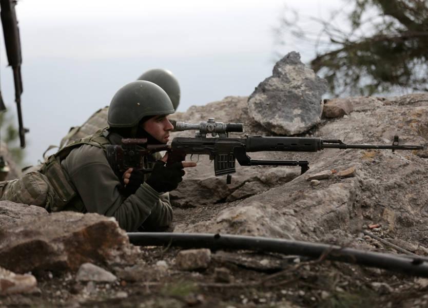 """صورة فرنسا: العملية التركية في عفرين """"غير مبررة"""""""