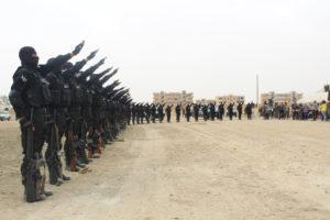 """صورة نشاط عسكري جديد لـ""""قسد"""" في الرقة"""