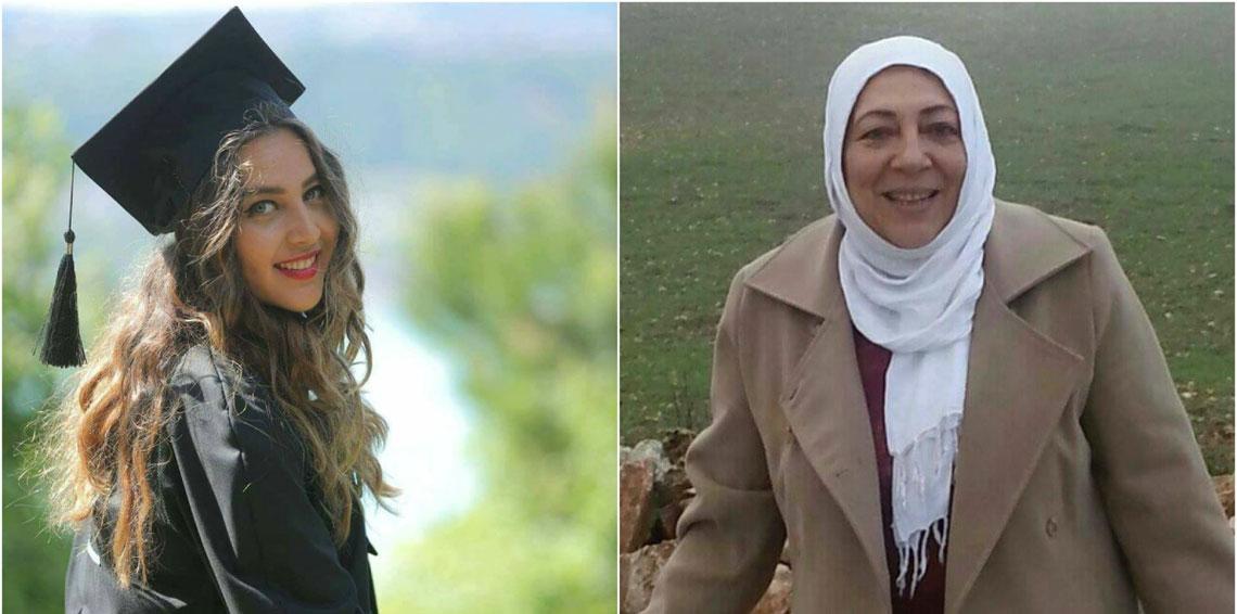 """صورة صدور حكم قاتل """"عروبة وحلا"""" بركات"""