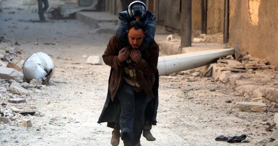 صورة محاضر فرنسي: استراتيجة الأسد طرد 10 ملايين سوري سني