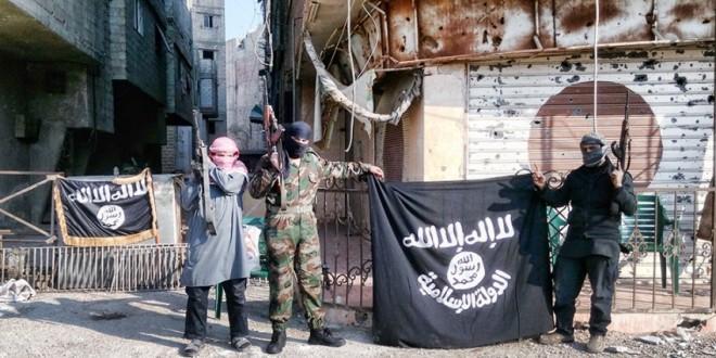 صورة تنظيم الدولة يقتل 36 عنصراً للأسد جنوب دمشق